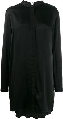 Diesel Black Gold loose fit shirt dress
