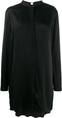 Diesel Black Gold Loose Fit Shirt Dress