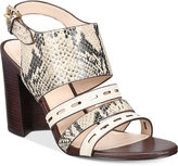 Cole Haan Lavelle Block-Heel Sandals