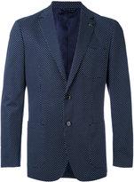 Michael Kors classic blazer - men - Cotton/Polyester/Spandex/Elastane - 42