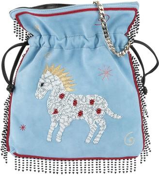 Les Petits Joueurs Beaded Horse Bucket Bag