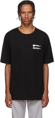 Xander Zhou Black Jersey T-Shirt