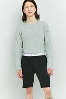Calvin Klein Black Jersey Shorts