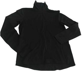 Prada Black Synthetic Knitwear & Sweatshirts