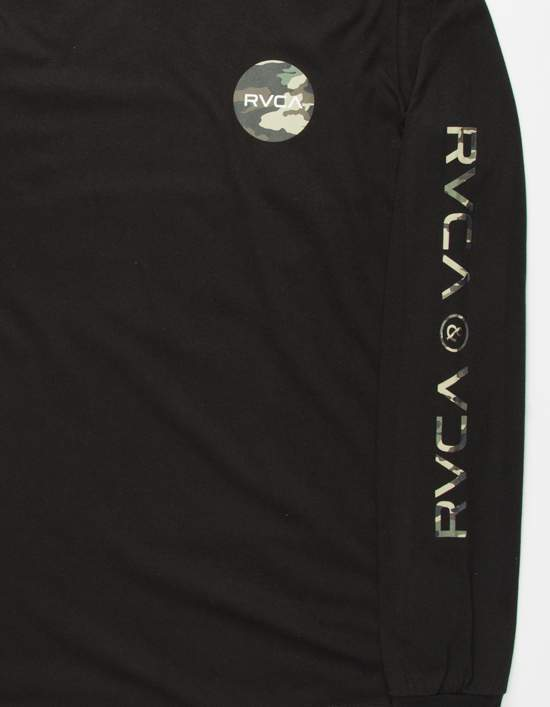 RVCA Camo Motors Mens T-Shirt