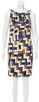 Diane von Furstenberg Tulip Silk Dress