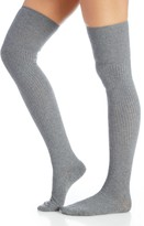 Sole Society Soft Over the Knee Sock
