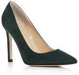 Ivanka Trump Carra Pointed Toe Pumps