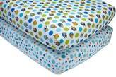 Disney Nemo 2 Piece Crib Sheet Set by