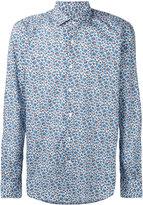 Glanshirt floral print shirt - men - Cotton - 40