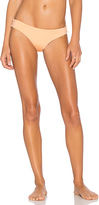 Onia Lily Bikini Bottom in Peach. - size L (also in XS)