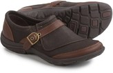 Merrell Dassie Buckle Shoes - Leather, Slip-Ons (For Women)
