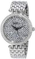Bulova Caravelle New York Women's 43L160 Analog Display Japanese Quartz White Watch