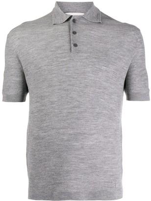 Pringle Regular-Fit Merino Wool Polo Shirt