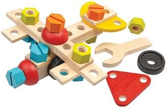 Pottery Barn Kids Plan Toys Construction Set