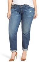 KUT from the Kloth Plus Size Women's Catherine Boyfriend Jeans