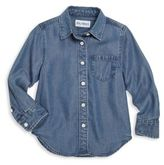 Baby's Button-Front Shirt