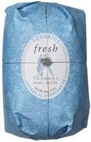 Fresh Aquarius Oval Soap