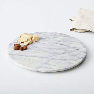 west elm Round Marble Cheese Board