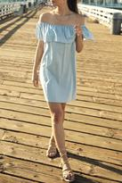 Bishop + Young Chambray Dress