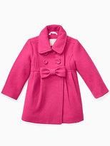 Kate Spade Babies fit & flare coat