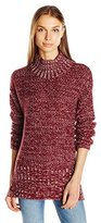 MinkPink Women's Perfect Timing Skivvy High Neck Sweater
