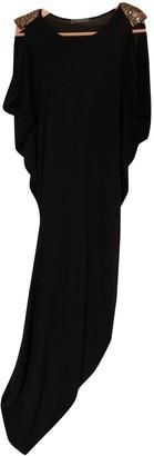 Alexander McQueen Black Cashmere Dresses