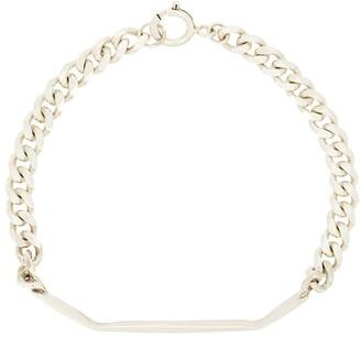 Niza Huang Fold Chain Bracelet