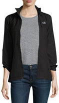 The North Face Rapida Quilted Hooded Athletic Jacket, Black