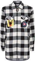 J.W.Anderson Lumberjack Flannel Shirt