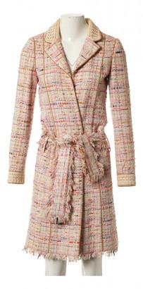 Chanel Multicolour Tweed Coats