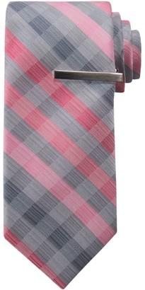Apt. 9 Men's Checked Skinny Tie