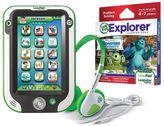 Leapfrog LeapPad Ultra Green Tablet, Disney / Pixar Monsters University Game & Headphones Gift Set
