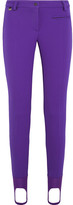 Fendi Tech-jersey Ski Leggings - Purple