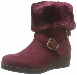 Joe Browns Women's Bramble Walk Faux Fur Boots Ankle