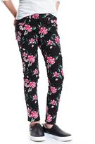 Old Navy Floral-Patterned Rockstar Jeggings for Girls