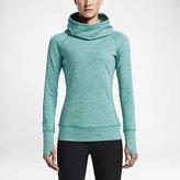 Nike Bunker Funnel Pullover Women's Golf Top