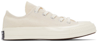 Converse Off-White Chuck 70 Ox Sneakers