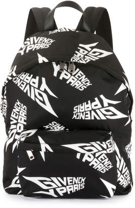 Givenchy Men's Urban Logo-Print Backpack