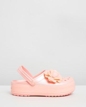 Crocs Cb Platform Vivid Blooms