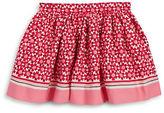Kate Spade Girls 2-6x Girls Floral Skirt