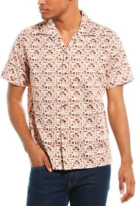 Robert Graham Joryne Classic Fit Woven Shirt