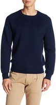 Jack Spade Wool Blend Crew Neck Sweater