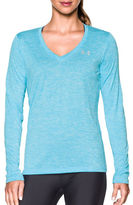 Under Armour Plunging V-Neck Moisture Transport Tee