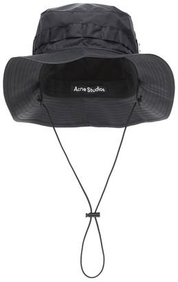 Acne Studios Nylon hat