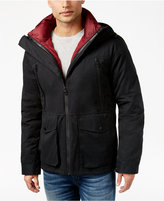 GUESS Men's Zip-Out Two-in-One Jonathan Jacket