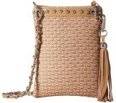 M&F Western - Basketweave Crossbody Cross Body Handbags