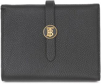 Burberry Monogram-Motif Folding Wallet