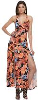 JLO by Jennifer Lopez Women's Racerback Maxi Dress