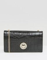 Versace Croc Mini Cross Body Bag